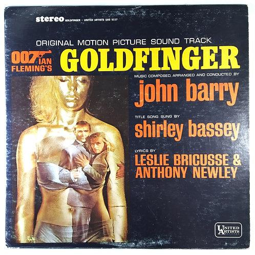 John Barry - Goldfinger Soundtrack