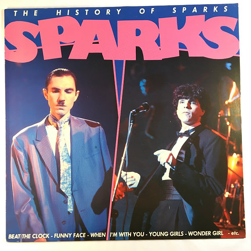 Sparks - The History of Sparks