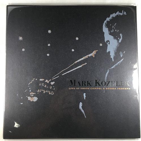 Mark Kozelek - Live at Union Chapel & Södra Teatern