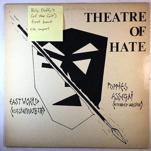 Theatre of Hate - Eastworld (Russian Roulette)