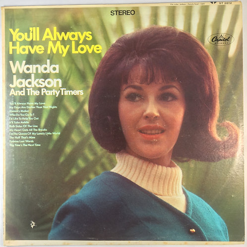 Wanda Jackson - You'll Always Have My Love