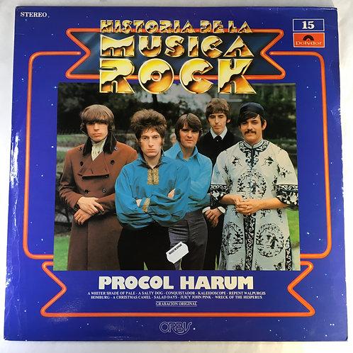 Procol Harum - Historia de la Musica Rock