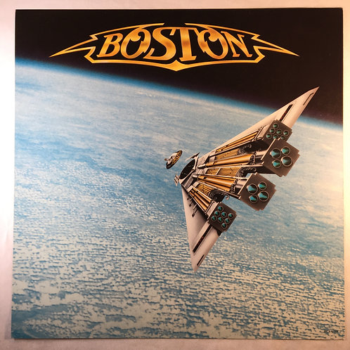 Boston - Double-Sided Promo Flat