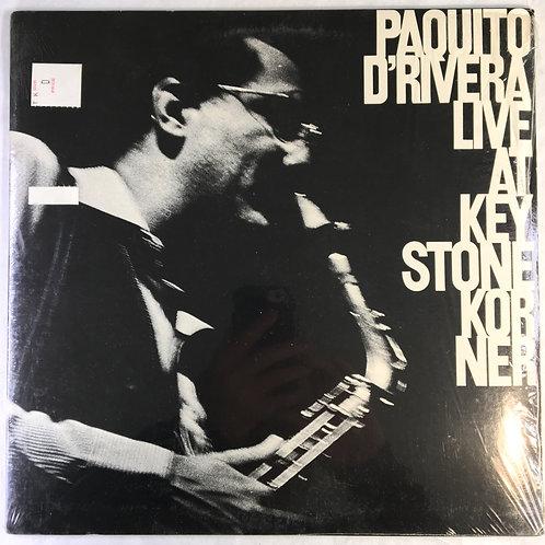 Paquito D'Rivera - Live at Keystone Korner