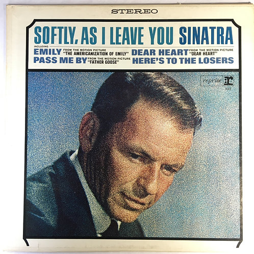 Frank Sinatra - Softly, As I Leave You