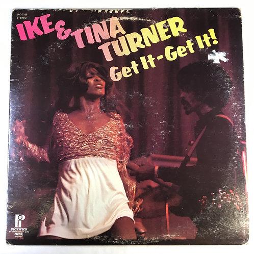 Ike & Tina Turner - Get It-Get It!
