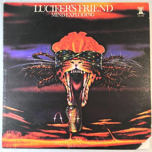 Lucifer's Friend - Mind Exploding