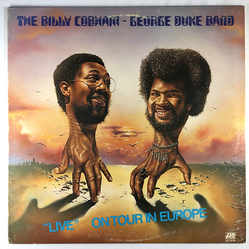 Billy Cobham - George Duke Band - Live on Tour in Europe