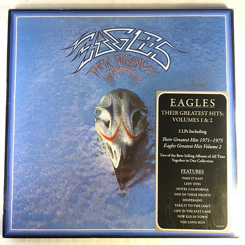 Eagles - Their Greatest Hits: Volumes 1 & 2