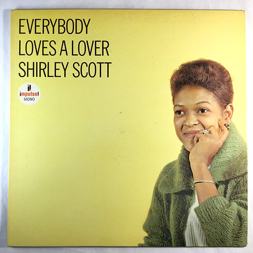 Shirley Scott - Everybody Loves a Lover