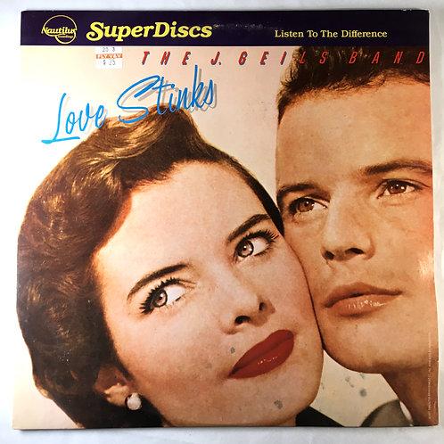 J. Geils Band - Love Stinks