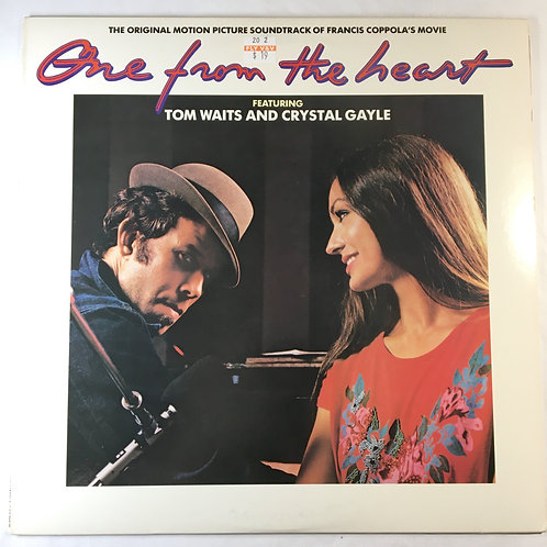 Tom Waits and Crystal Gayle - One From the Heart Soundtrack
