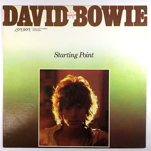 David Bowie - Starting Point