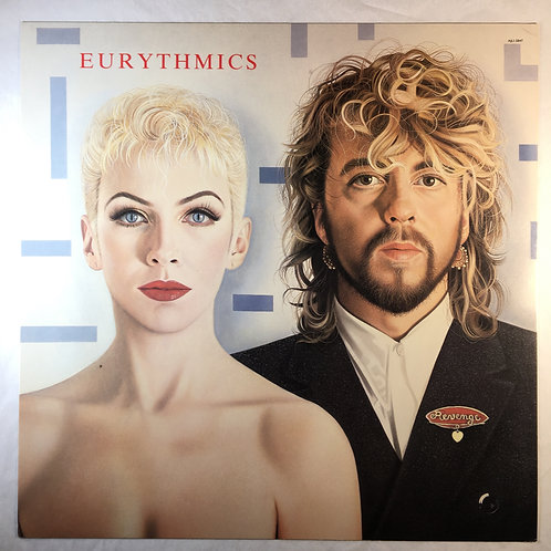 Eurythmics - Single-Sided Promo Flat