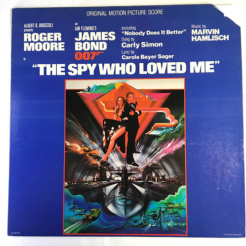 Marvin Hamlisch - The Spy Who Loved Me Soundtrack
