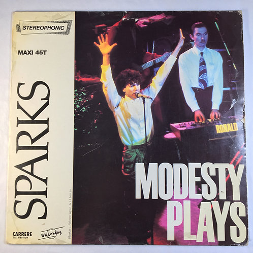 Sparks - Modesty Plays / Angst in My Pants