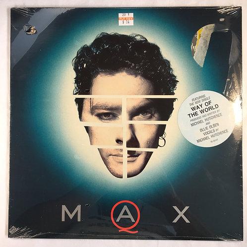 Max Q - S/T (Ft. Michael Hutchence of INXS)