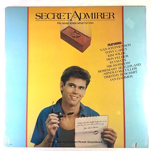 Various - Secret Admirer Soundtrack