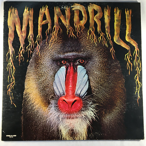 Mandrill - S/T