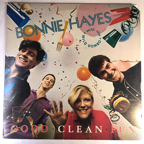 Bonnie Hayes with the Wild Combo - Good Clean Fun