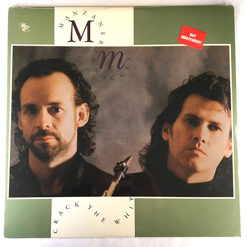 Manzanera & Mackay (of Roxy Music) - Crack the Whip