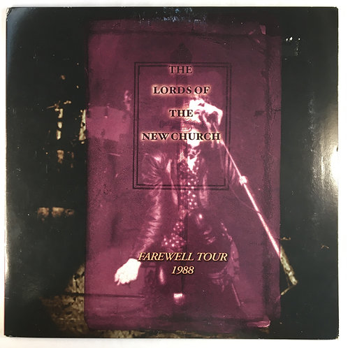 Lords of the New Church - Farewell Tour 1988