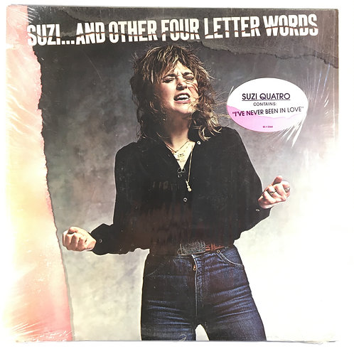 Suzi Quatro - And Other Four Letter Words