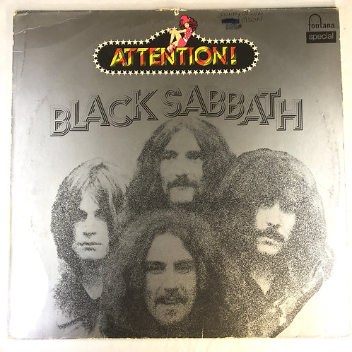 Black Sabbath - Attention! Black Sabbath