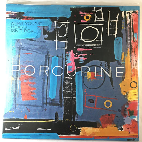 Porcupine - What You've Heard Isn't Real