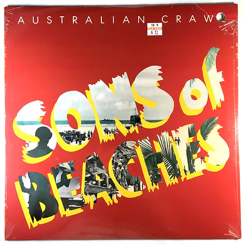 Sons of Beaches - Australian Crawl