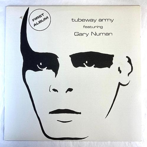 Tubeway Army ft. Gary Numan - Tubeway Army