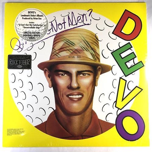 Devo - Q. Are We Not Men? A: We Are Devo!