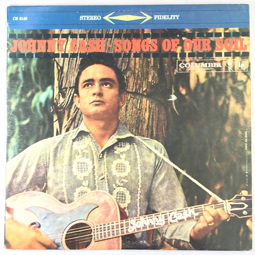 Johnny Cash - Songs of Our Soul