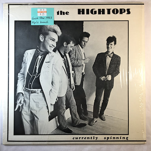 The Hightops - Currently Spinning