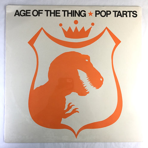 Pop Tarts - Age of the Thing