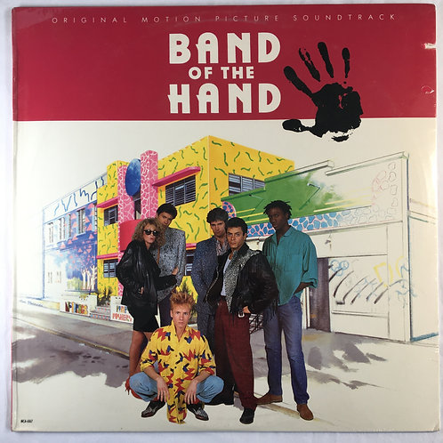 Various - Band of the Hand Soundtrack