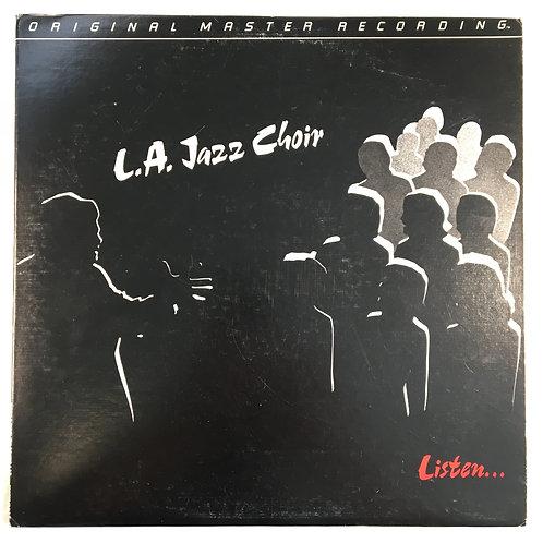 L.A. Jazz Choir - Listen...
