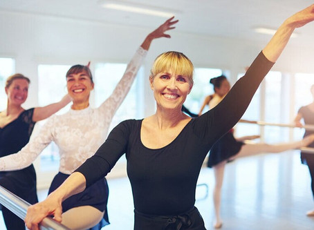 20 Reasons Why Adult Ballet is a Great Workout