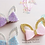Thumbnail: Children's Cat Ear with Bow Hair Tie