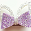 Thumbnail: Children's Cat Ear and Bow Tie Hairpin