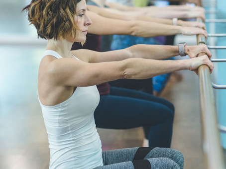 8 Things that happen to your body when you start taking Barre class