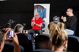 Maynard James Keenan visits MSF