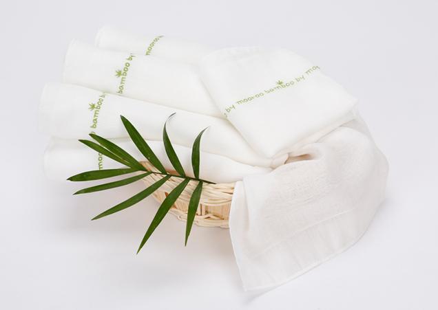 Bamboo Mouth Handkerchief