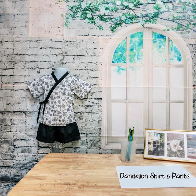 Dandelion Shirt & Pants
