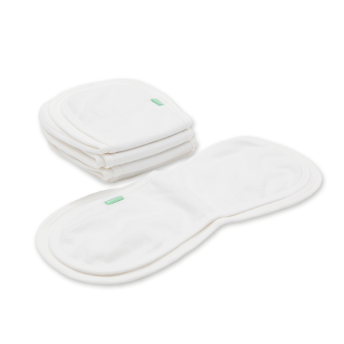Peanut Shaped Cloth Diaper Insert