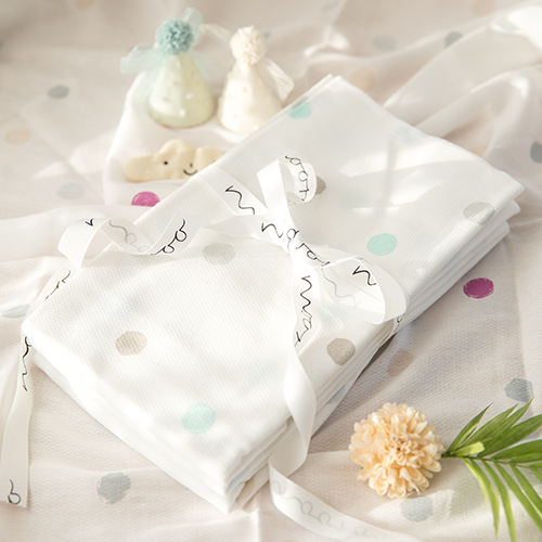Embossing Bamboo Swaddle / Towel