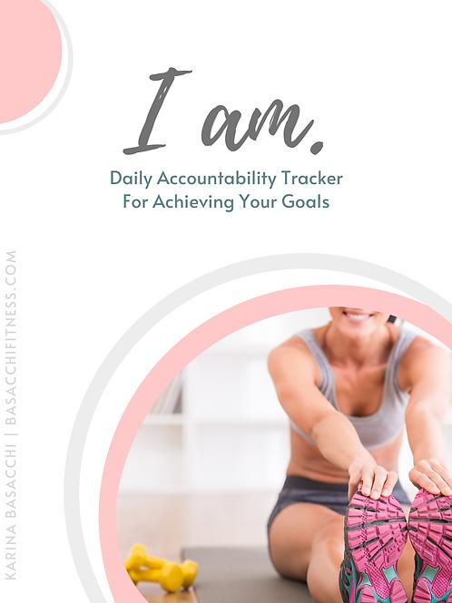 I Am - Accountability Workbook