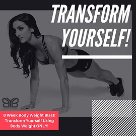 30 Day Body Weight Blast EXTENDED! 8 Wee
