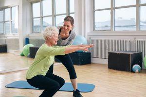 bigstock-Elderly-Woman-Doing-Exercise-W-