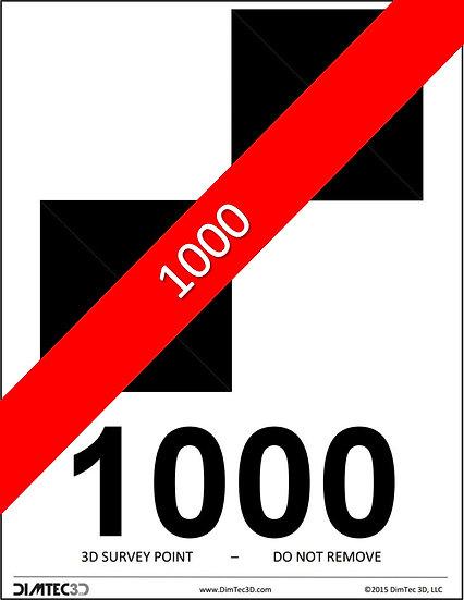 Enviro-Target (1,000 Targets)